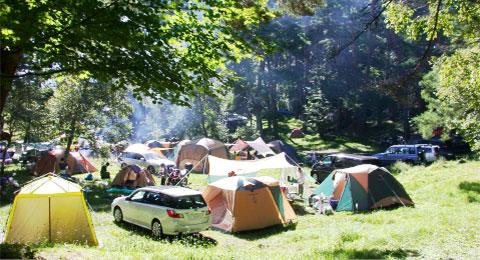 画像:オートキャンプ