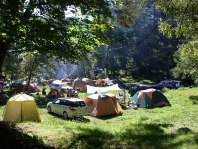 画像:平成29年度キャンプサイト営業開始日・施設料金変更のお知らせ
